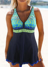 Strappy Back Swimdress and Panty - fashionyanclothes