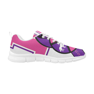 LSS Women's Breathable Running Shoes/Large (Model 055)