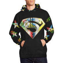 Load image into Gallery viewer, oes All Over Print Hoodie for Men (USA Size) (Model H13)