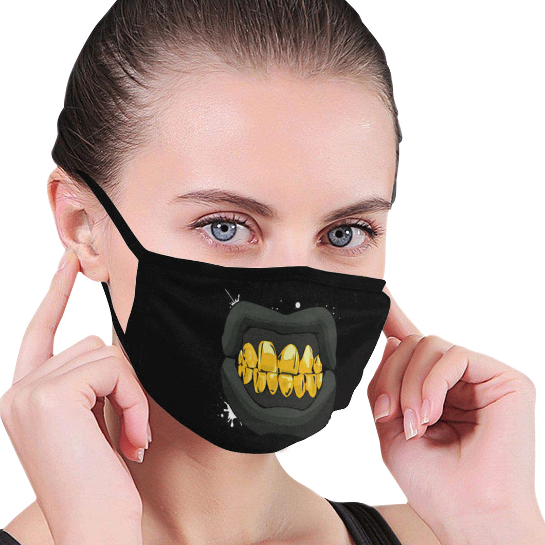 grill Mouth Mask