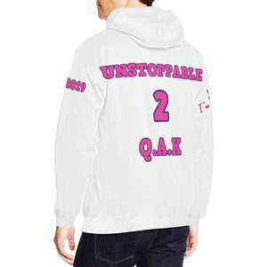 LSS Qak All Over Print Hoodie for Men (USA Size) (Model H13)