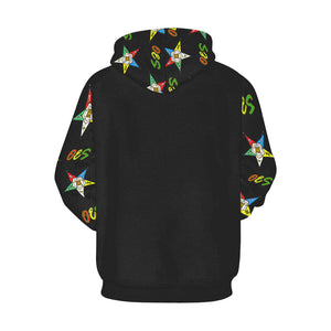 oes All Over Print Hoodie for Men (USA Size) (Model H13)