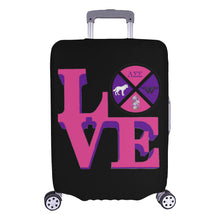 Load image into Gallery viewer, lambda sigma sigma Luggage Cover/Large 31.5'' x 25''
