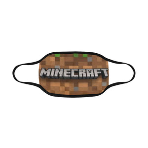 minecraft Mouth Mask in One Piece (Model M02)