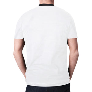 sos New All Over Print T-shirt for Men (Model T45)