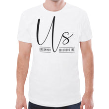 Load image into Gallery viewer, Uncommon Solutions New All Over Print T-shirt for Men (Model T45)