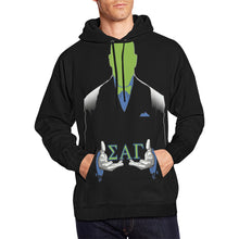 Load image into Gallery viewer, In your hands All Over Print Hoodie for Men (USA Size) (Model H13)