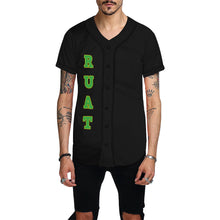 Load image into Gallery viewer, ruat All Over Print Baseball Jersey for Men (Model T50)