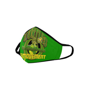 turtles Mouth Mask (Pack of 3)