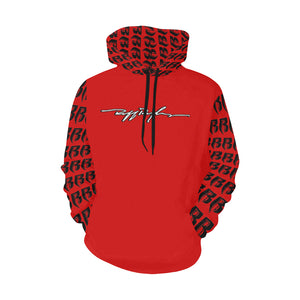 RR All Over Print Hoodie for Men (USA Size) (Model H13)