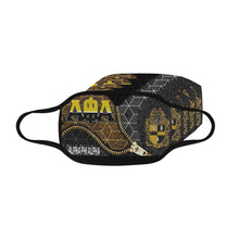 Load image into Gallery viewer, Alpha Mouth Mask (Pack of 5)