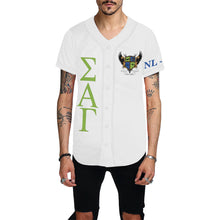 Load image into Gallery viewer, Elder All Over Print Baseball Jersey for Men (Model T50)