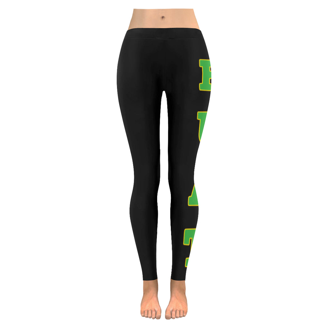 ruat Low Rise Leggings (Invisible Stitch) (Model L05)