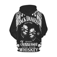 Load image into Gallery viewer, jack_daniel All Over Print Hoodie for Men (USA Size) (Model H13)