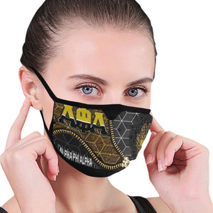 Alpha Mouth Mask (Pack of 5)