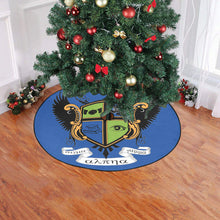 "Load image into Gallery viewer, SAG Christmas Tree Skirt 47"" x 47"""