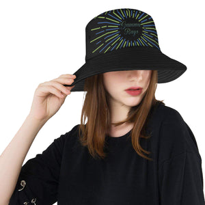 Gamma Rays All Over Print Bucket Hat