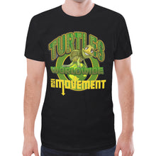 Load image into Gallery viewer, turtles New All Over Print T-shirt for Men (Model T45)