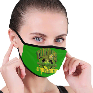 turtles Mouth Mask (Pack of 5)