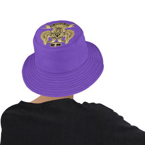 33rd SGIG All Over Print Bucket Hat for Men