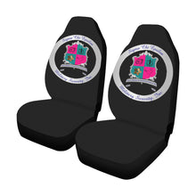 Load image into Gallery viewer, Sigma Chi Epsilon Car Seat Covers (Set of 2)