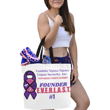 Load image into Gallery viewer, lss founder All Over Print Canvas Tote Bag/Large (Model 1699)