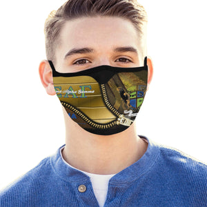 SAG Mouth Mask (Pack of 3)