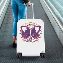 Load image into Gallery viewer, Alpha Gamma Phi Luggage Cover/Medium 28.5'' x 20.5''