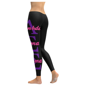 lss Low Rise Leggings (Invisible Stitch) (Model L05)