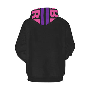 Lambda Sigma Sigma All Over Print Hoodie for Men (USA Size) (Model H13)