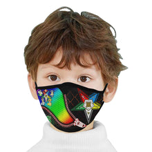 Load image into Gallery viewer, oes Mouth Mask (Pack of 5)