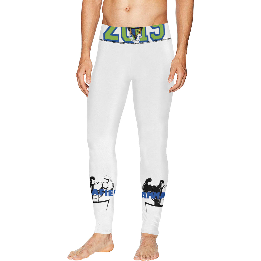 SAG All Over Print Meggings (Model L38)