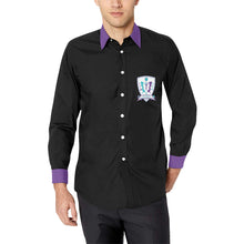 Load image into Gallery viewer, igp  All Over Print Casual Dress Shirt (Model T61)