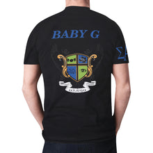 Load image into Gallery viewer, Baby G New All Over Print T-shirt for Men (Model T45)