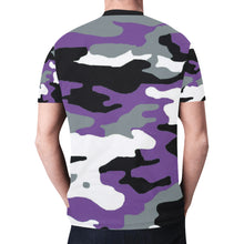 Load image into Gallery viewer, igp New All Over Print T-shirt for Men (Model T45)