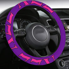 Load image into Gallery viewer, lss Steering Wheel Cover with Anti-Slip Insert
