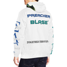 Load image into Gallery viewer, SAG Preacher All Over Print Hoodie for Men (USA Size) (Model H13)