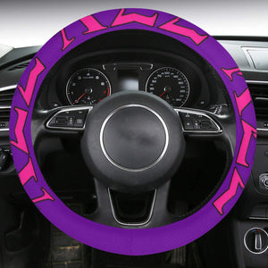 lss Steering Wheel Cover with Anti-Slip Insert