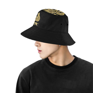 33rd All Over Print Bucket Hat for Men