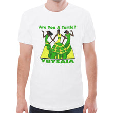 Load image into Gallery viewer, Turtle New All Over Print T-shirt for Men (Model T45)