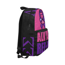 Load image into Gallery viewer, lambda sigma sigma Unisex Classic Backpack (Model 1673)