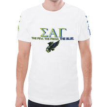 Load image into Gallery viewer, Sigma Alpha Gamma New All Over Print T-shirt for Men (Model T45)