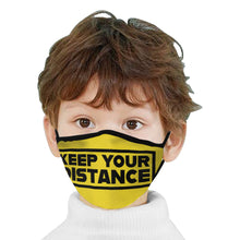 Load image into Gallery viewer, distance Mouth Mask (Pack of 3)