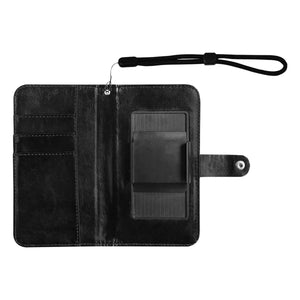 lss Flip Leather Purse for Mobile Phone/Large (Model 1703)