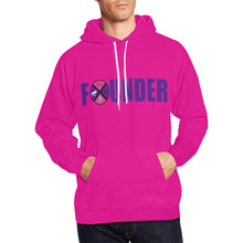 Load image into Gallery viewer, lss founder All Over Print Hoodie for Men (USA Size) (Model H13)