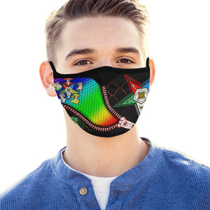 oes Mouth Mask (Pack of 5)