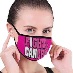 Cancer Mouth Mask (60 Filters Included)