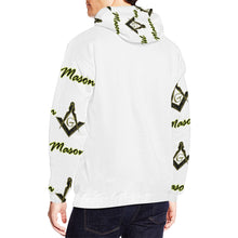 Load image into Gallery viewer, Mason All Over Print Hoodie for Men (USA Size) (Model H13)