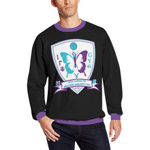 Load image into Gallery viewer, IGP Men's Oversized Fleece Crew Sweatshirt (Model H18)