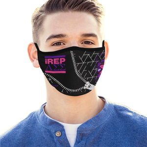 lss Mouth Mask (Pack of 3)